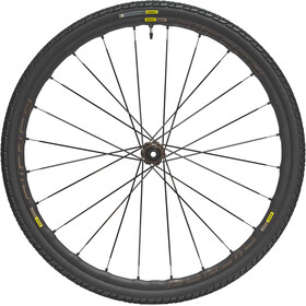 Mavic Allroad Elite Roue avant 700x40c Disc CenterLock 12x100mm, black